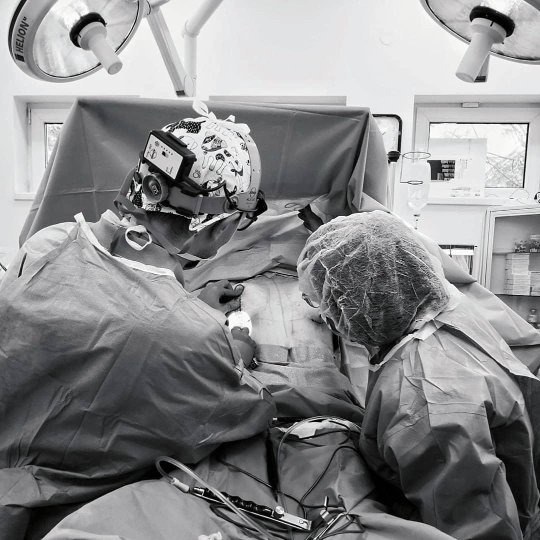 операция на гърди
