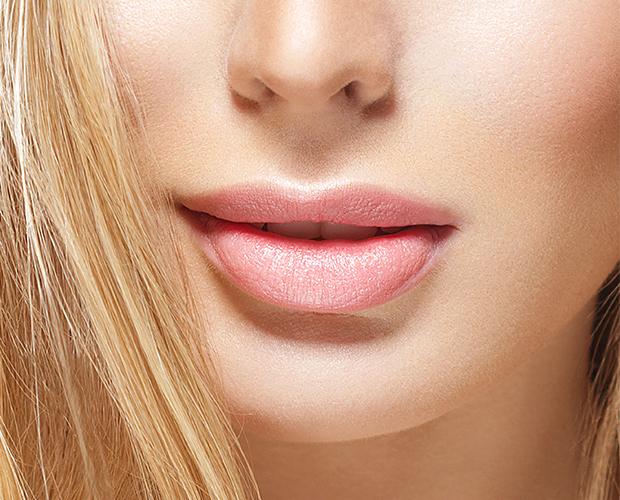 уголемяване на устни